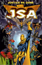 JSA (1999) -INT01- Justice Be Done