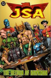JSA (1999) -INT03- The Return Of Hawkman