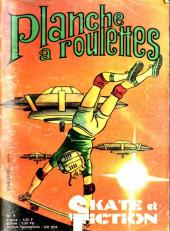 Planche à roulettes -4- Numéro 4