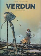 Verdun (Holgado) -3- Les fusillés de Fleury