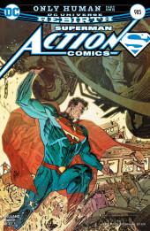Action Comics (1938) -985- Eve of Destruction: Part One