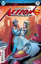 Action Comics (1938) -988L- The Oz Effect: Part Two