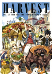 Fairy Tail -HS- Harvest - Fairy Tail Illustrations II