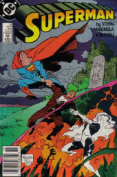 Superman (1987) -23- Curse of the Banshee