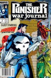 Punisher War Journal Vol.1 (Marvel comics - 1988) -2- An Eye for an Eye, Chapter Two: Tie a Yellow Ribbon