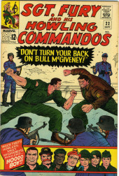 Sgt. Fury and his Howling Commandos (Marvel - 1963) -22-
