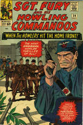 Sgt. Fury and his Howling Commandos (Marvel - 1963) -24-