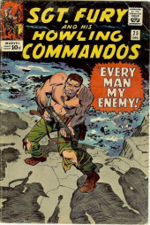 Sgt. Fury and his Howling Commandos (Marvel - 1963) -25-