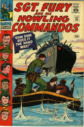 Sgt. Fury and his Howling Commandos (Marvel - 1963) -26-