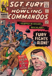 Sgt. Fury and his Howling Commandos (Marvel - 1963) -27-