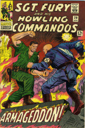 Sgt. Fury and his Howling Commandos (Marvel - 1963) -29-