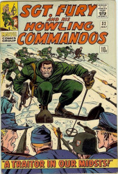 Sgt. Fury and his Howling Commandos (Marvel - 1963) -32-