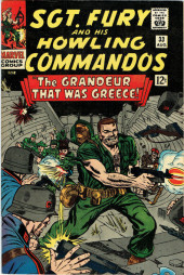 Sgt. Fury and his Howling Commandos (Marvel - 1963) -33-