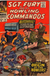 Sgt. Fury and his Howling Commandos (Marvel - 1963) -34-