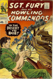 Sgt. Fury and his Howling Commandos (Marvel - 1963) -37-