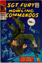 Sgt. Fury and his Howling Commandos (Marvel - 1963) -38-