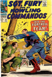 Sgt. Fury and his Howling Commandos (Marvel - 1963) -39-