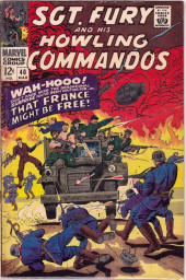 Sgt. Fury and his Howling Commandos (Marvel - 1963) -40-