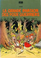 (AUT) Mauricet -PUB- La grande invasion des poux guerriers