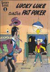 Lucky Luke -5b83- Lucky Luke contre PAT POKER