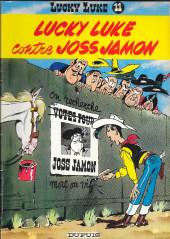 Lucky Luke -11b83- Lucky Luke contre JOSS JAMON