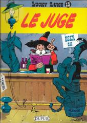 Lucky Luke -13b1983- Le juge