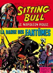 Sitting Bull, le Napoléon rouge -8- La danse des fantômes