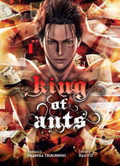 King of Ants -1- Tome 1