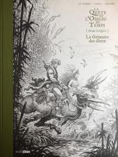 La quête de l'oiseau du temps -6TL- Le grimoire des dieux