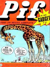 Pif (Gadget) -66- Numéro 66