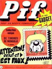 Pif (Gadget) -89- Numéro 89