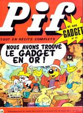 Pif (Gadget) -92- Numéro 92