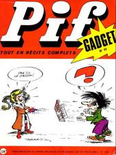 Pif (Gadget) -93- Numéro 93