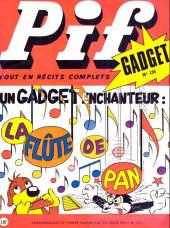 Pif (Gadget) -135- Un gadget enchanteur : la flûte de pan
