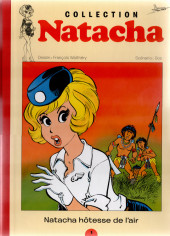 Natacha - La Collection (Hachette) -1- Natacha hôtesse de l'air