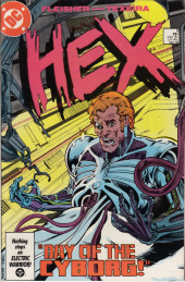 Hex (1985) -9- Day of the cyborg