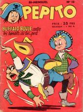 Pepito (1re Série - SAGE) -13- Le gouverneur paye sa tournée