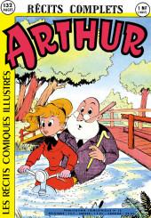 Arthur (aux Éditions Mondiales) -12- L'envoyé du passé