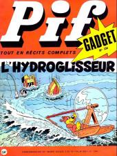 Pif (Gadget) -156- L'hydroglisseur