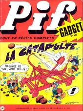 Pif (Gadget) -157- La catapulte