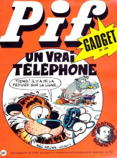 Pif (Gadget) -159- Un vrai téléphone