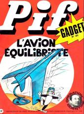 Pif (Gadget) -162- L'avion équilibriste