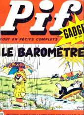 Pif (Gadget) -168- Le baromètre