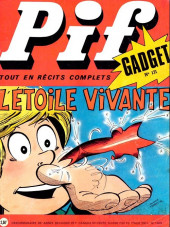 Pif (Gadget) -171- L'étoile vivante