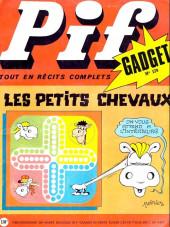 Pif (Gadget) -179- Les petits chevaux