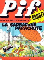 Pif (Gadget) -180- La sarbacane parachute