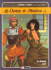 Les chemins de Malefosse -1a1984- Le diable noir