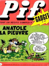 Pif (Gadget) -204- Anatole la pieuvre