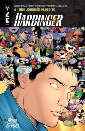 Harbinger -4- Une journée parfaite