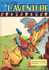 Les héros de l'aventure (Classiques de l'aventure, Puis) -41- Le fantôme : La ville des esclaves